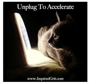 Unplug to Accelerate