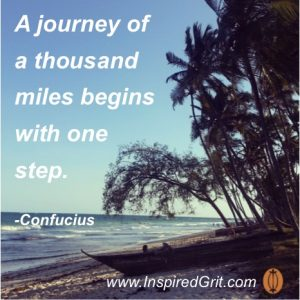 Journey Begins with 1 Step