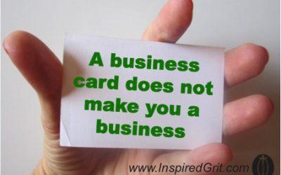 Ask Ann: Business Type Breakdown
