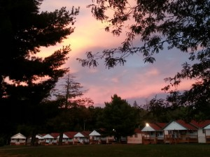 This summer I went to camp and discovered…